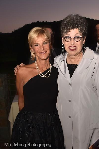 Kathleen Woodcock and Carole Mills