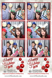 Franklin Templeton San Mateo Holiday Party