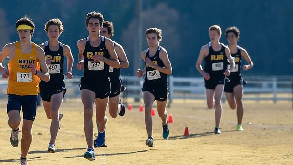 2020 RJR Forsyth County Meet, Boys Race 2