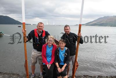 Irish International Currach Championships 2014