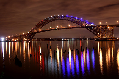 The Bayonne Bridge 12-4-11