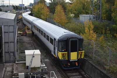 UK Rail October 2018