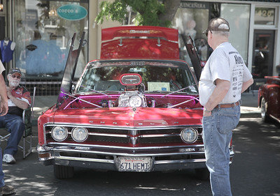 PHOTOS: Back to the Street Car Show 2018
