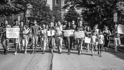 Black Lives Matter Rally in Wynnewood, PA