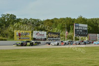 ARCA Midwest Tour & ARCA/CRA Super Series Calypso Lemonade Chicagoland Showdown Finale
