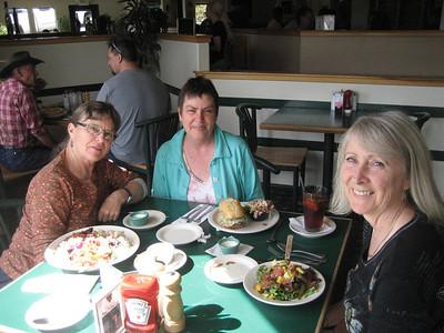 Celebrating Carolyn & Linda's Birthday's!