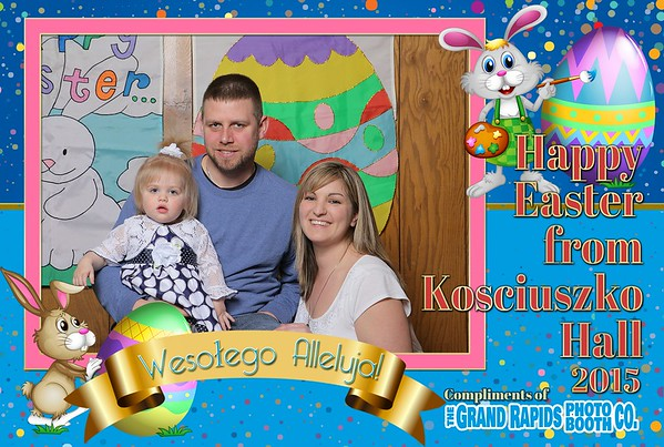2015 Kids Easter Party at Kosciuszko Hall