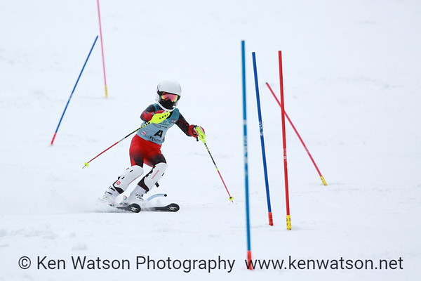2018-03-10 NHARA U12 Championship-Boys Slalom 1st Run