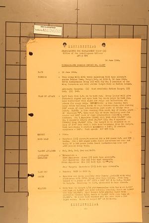 5th BG June 16, 1944