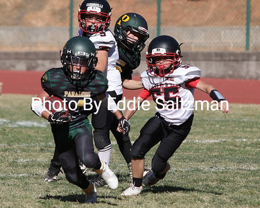 Peewee's vs. Foothill  (9/22/2018)
