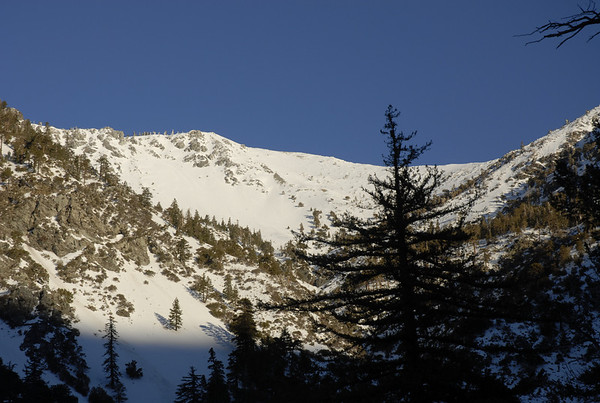 Mt. Baldy February 7, 2007