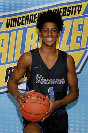 2020-21 VU Men's Basketball Team