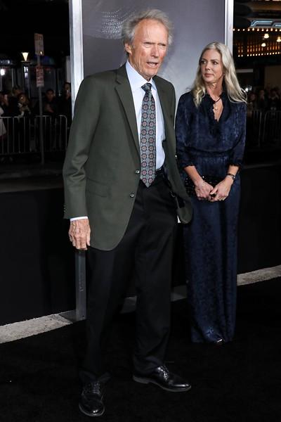 Clint Eastwood, Christina Sandera