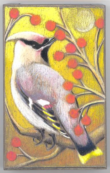 Tiny Bird Art