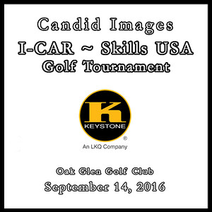 I-Car ~ Skills USA Golf  Candid Images September 14, 2016