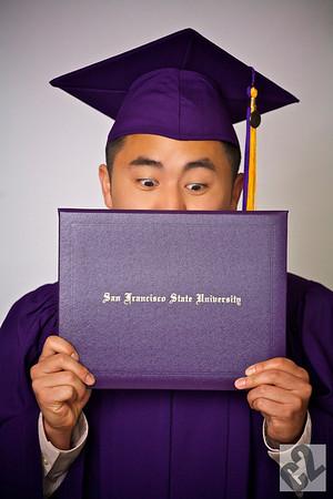 Chris Ng - Graduation Pictures