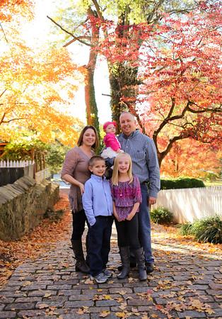 Clodfelter Family