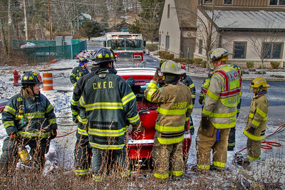 2-3-13 Mutual-Aid Extrication Drill
