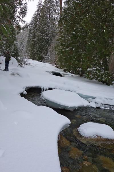 Early Winters Creek