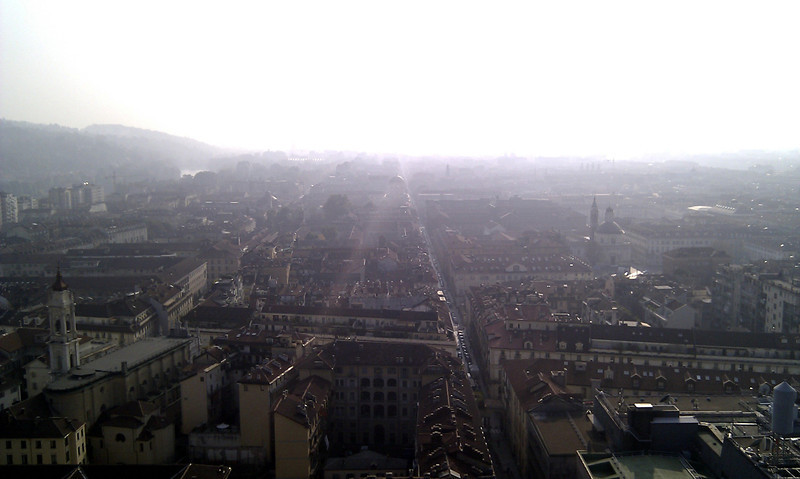 More views from the top of the Museo Nazionale del Cinema