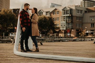 Emilie & Daniel Engagement