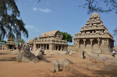 Mahabalipuram - Mamallapuram