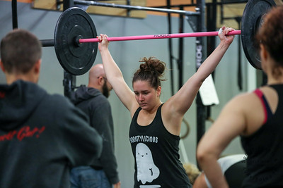 Rogue River Crossfit Competition 2018