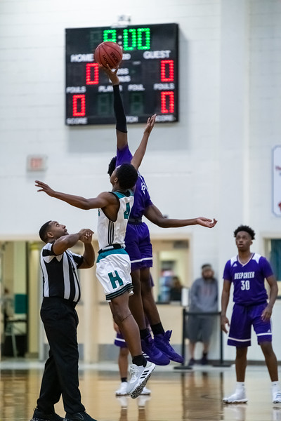2020-01-14 Deep Creek v Hickory Boys Varsity Basketball