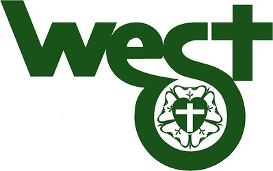 West Lutheran Past Logos