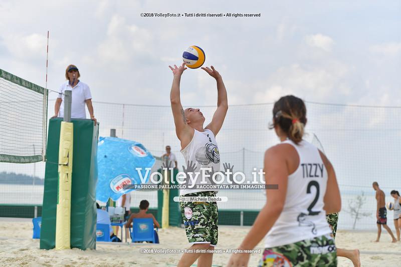 """5ª Edizione Memorial """"Claudio Giri"""" presso Zocco Beach San Feliciano PG IT, 25 agosto 2018 - Foto di Michele Benda per VolleyFoto [Riferimento file: 2018-08-25/ND5_9099]"""