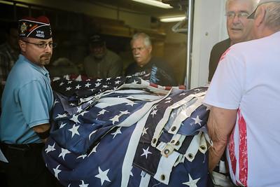 20130614 - Flag Retirement Ceremony