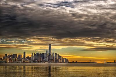 Midtown Manhattan, NYC - Dec 2013