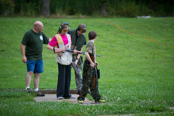 Shooting Sports and 4H