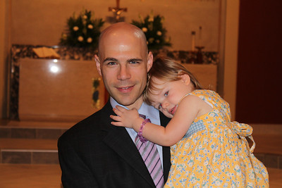 Anna's Baptism Oct 9 2011
