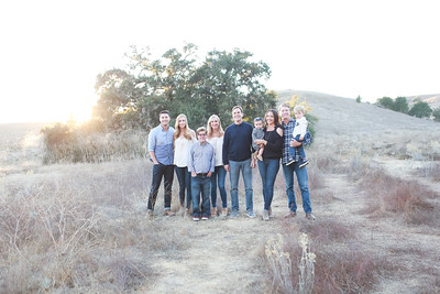 Marshall Family Extended 2017
