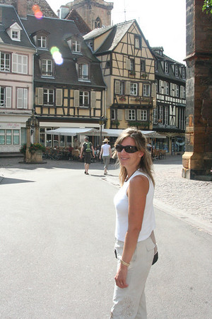 Colmar in France - Aug 09