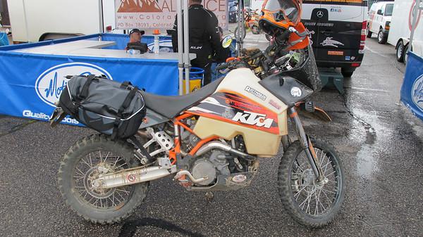 2013 KTM Adventure Rider Rally
