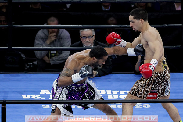 4/11/15 Danny Garcia vs. Lamont Peterson