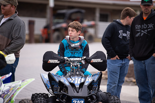 2019 GNCC Rd 8 Snowshoe Youth ATV