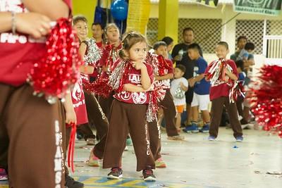 SIGLAKAS Cheer Preschool and Grade School 2017