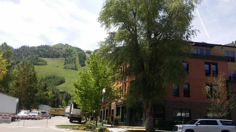 Limelight Hotel in Aspen