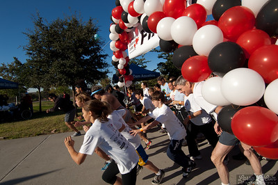 PRC Run for Life Runners, Walkers and Winners