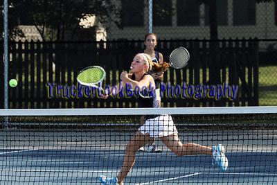 2013 Girls Tennis / Tiffin Columbian