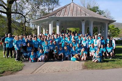 Blue Mountain 5k Run Group Photos