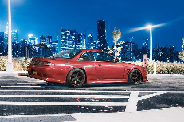 Mike's S14