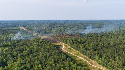 2019-05-29-nhfd-woods-fire >> PLUS DRONE