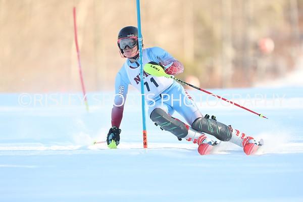 Boys Skiing MISL Slalom- January 29, 2020
