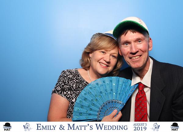 Emily & Matt's Wedding