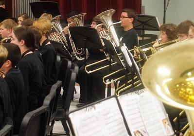 Dutchtown Middle School Christmas Concert