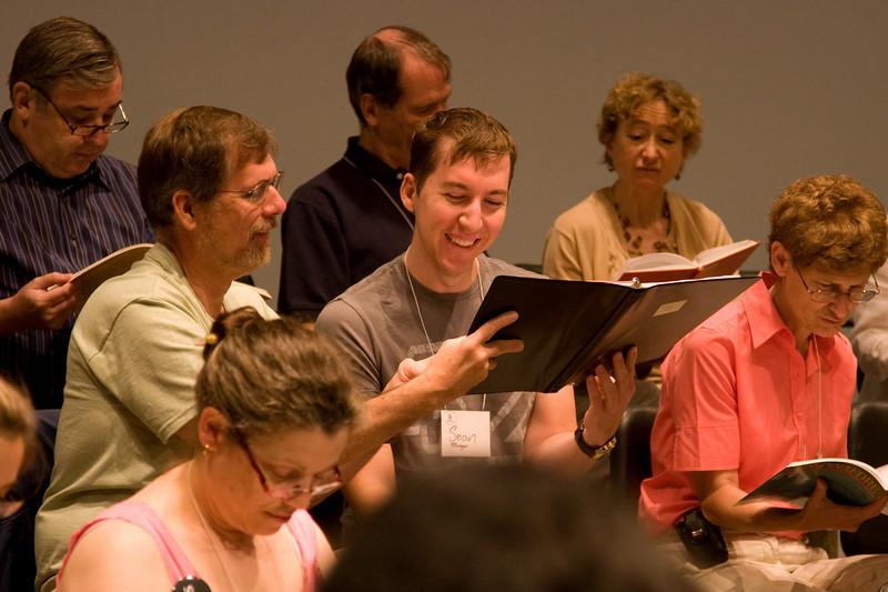 The Fourth Great G&S Sing-Out, F. Scott Fitzgerald Theatre, ,Rockville. [Performing all 13 G&S shows in one weekend]